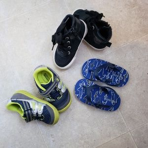 Other - Lot of baby size 5 shoes!! (J)